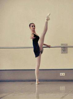 balett adagio gyakorlat