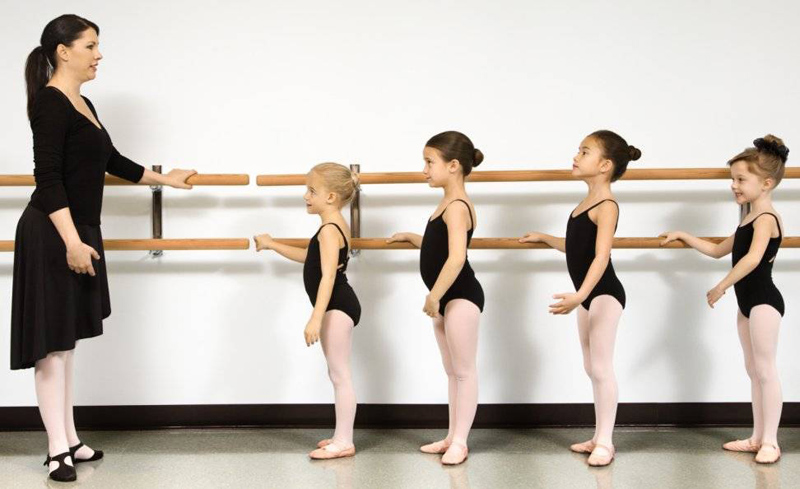 Gyermek balett